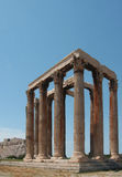 Roman Ruins, Athens, Greece Royalty Free Stock Photos