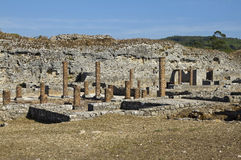 Roman Ruins of Conímbriga Royalty Free Stock Image