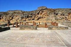 Roman ruins of Conimbriga Stock Photo