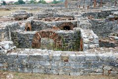 Roman ruins of Conimbriga, Portugal Stock Photo