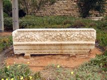 Free Roman Ruins In Caesarea Maritima Or Caesarea National Park In Israel Royalty Free Stock Photo - 60737855
