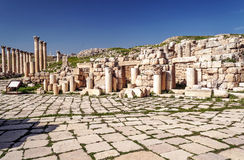 Roman ruins Royalty Free Stock Photos
