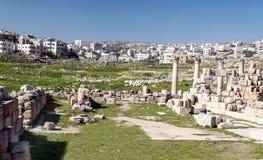 Roman ruins Royalty Free Stock Photo
