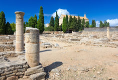 Roman ruins on Majorca Royalty Free Stock Images