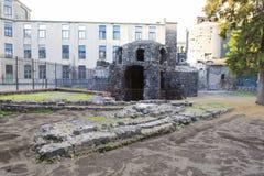 Roman ruins Stock Images