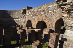 Roman Ruins of Pisoes Royalty Free Stock Image