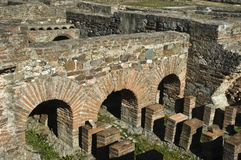 Roman Ruins of Pisoes Royalty Free Stock Photography