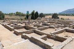 Roman ruins Pollentia in Alcudia Mallorca