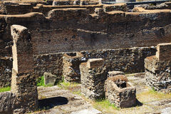 Roman ruins in Rome Royalty Free Stock Image