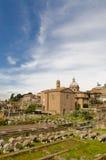 Roman ruins, Rome, Italy Stock Photo