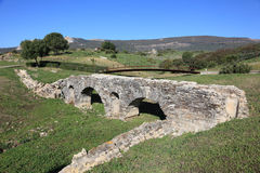 Roman ruins in southern Spain Royalty Free Stock Photos