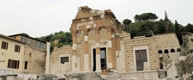 Roman ruins Stock Image