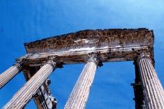Roman ruins- Tunisia Stock Image