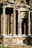 Roman Ruins in Turkey Royalty Free Stock Photos