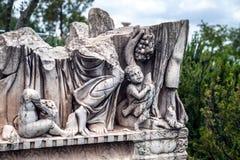 Roman Sculprure antico Fotografia Stock