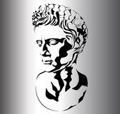Roman sculpture Royalty Free Stock Photo