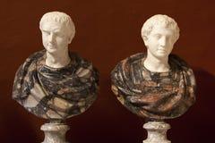 Roman senators Royalty Free Stock Image
