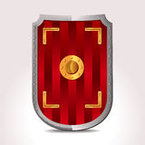 Roman Shield Stock Images