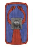 Roman Shield Lizenzfreie Stockbilder