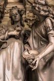 roman skulpturer arkivbilder