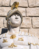 roman soldat Arkivfoton
