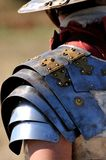 Roman soldier. Image of a ancient roman legionary Stock Photography