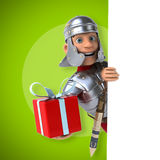 Roman soldier Stock Photography