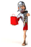 Roman soldier Royalty Free Stock Photo