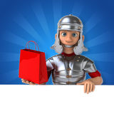Roman soldier Royalty Free Stock Photos