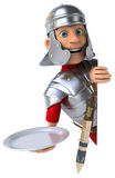 Roman soldier Royalty Free Stock Image