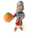Roman soldier Royalty Free Stock Images