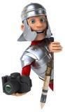 Roman soldier Royalty Free Stock Photo
