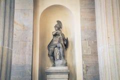 Roman solider statue Berlin Stock Images