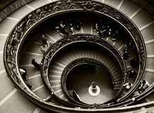 Roman Spiral Fotografia Stock Libera da Diritti