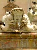 roman springbrunn Royaltyfri Bild