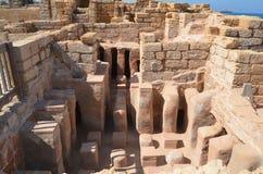 Roman stad Royalty-vrije Stock Foto's