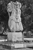 Roman standbeeld Stock Afbeelding