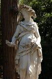 Roman Standbeeld in Florence stock afbeeldingen