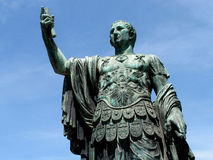 Roman statue stock photos