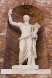 Roman statue, marble Royalty Free Stock Images