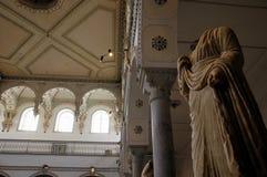 Roman statues- Tunisia Stock Image