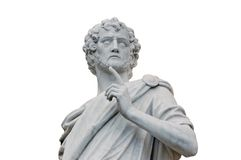 roman staty Arkivbilder
