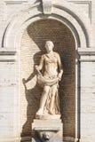 roman staty Royaltyfri Fotografi