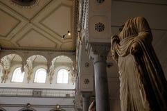 roman statyer tunisia royaltyfria foton