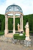 Roman stijlaltaar Stock Afbeeldingen