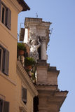 Roman Street photo libre de droits