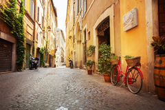 Roman street Royalty Free Stock Photography