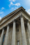 Roman style building Royalty Free Stock Photos