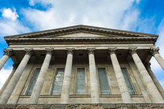 Roman style building Royalty Free Stock Images