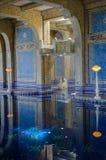 Roman style pool stock photos